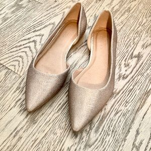 ASOS Virtue d'orsay pointed flats